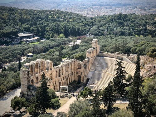 Odeon of Herodes Attticus - Athens